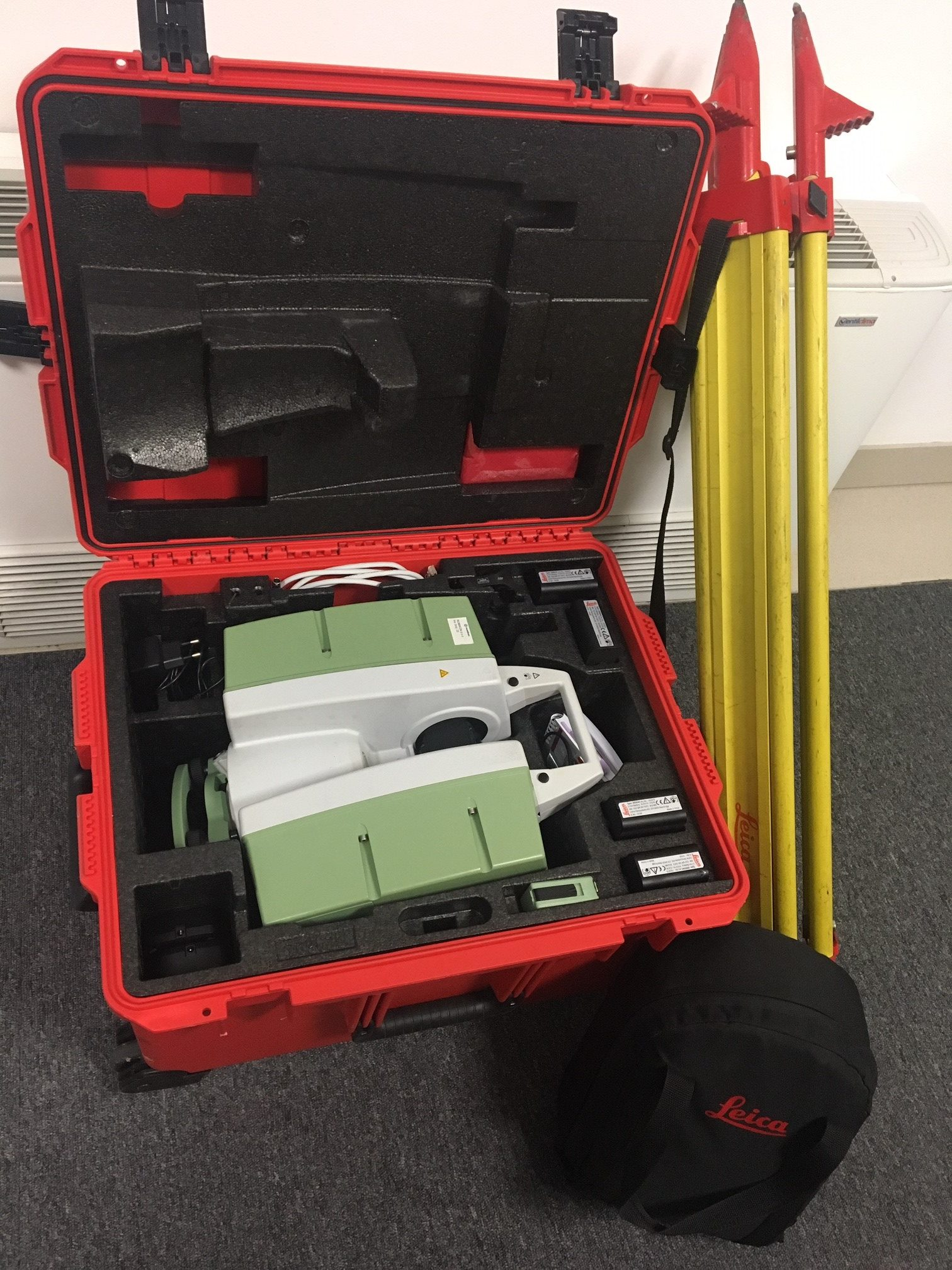 Numikon News: Pre-Owned Leica ScanStation P20 with accessories. For SALE!